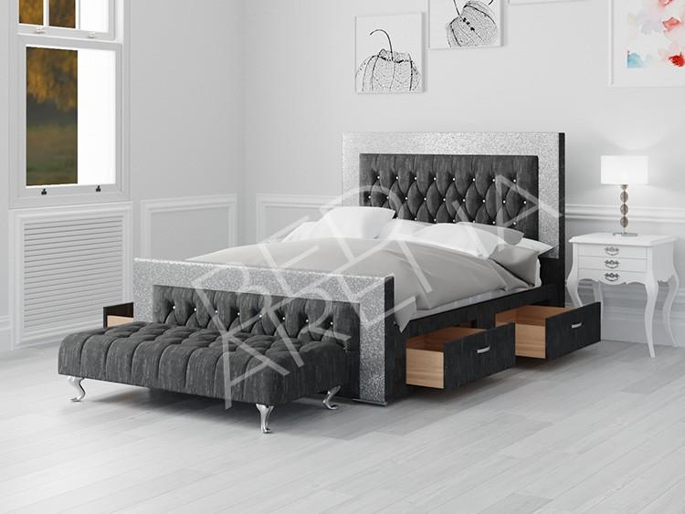 Venezia Divan Storage Bed