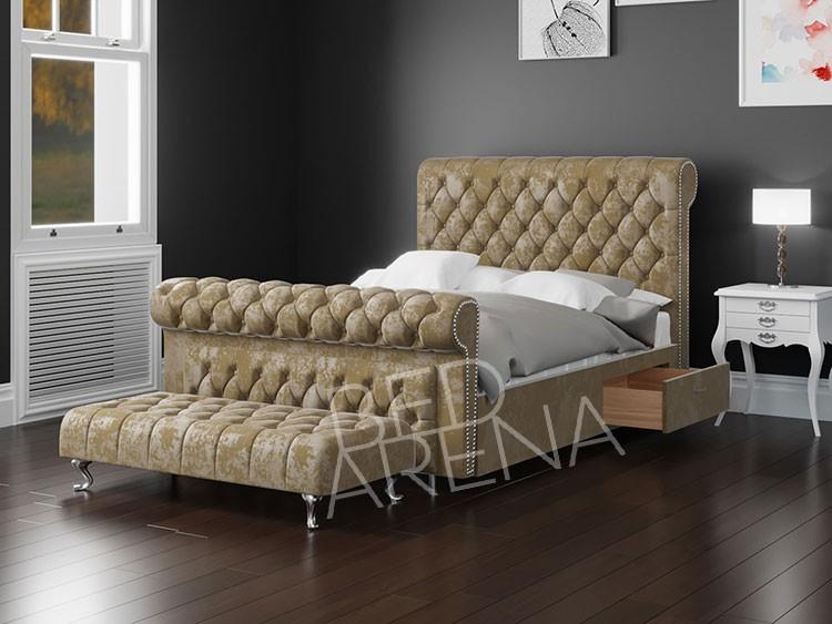 Vancouver Divan Storage Bed