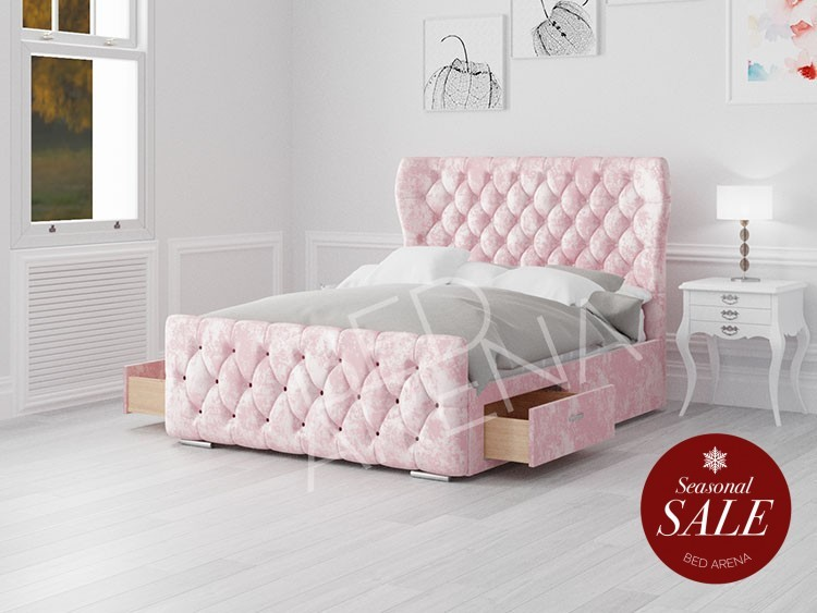 Westminster Divan Storage Bed