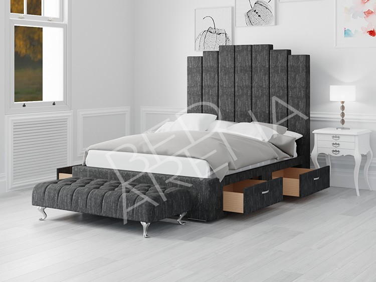 Manhattan Divan Storage Bed