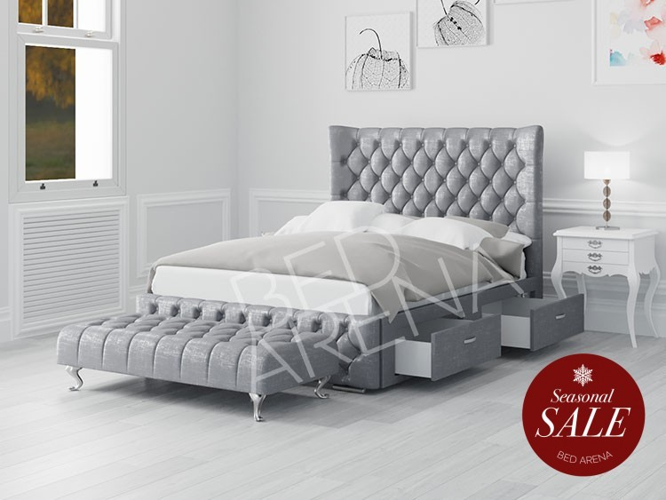Buckingham Divan Storage Bed