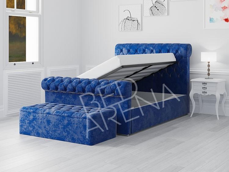 Toronto Ottoman Storage Bed