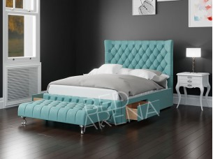 Buckingham Ottoman Storage Bed