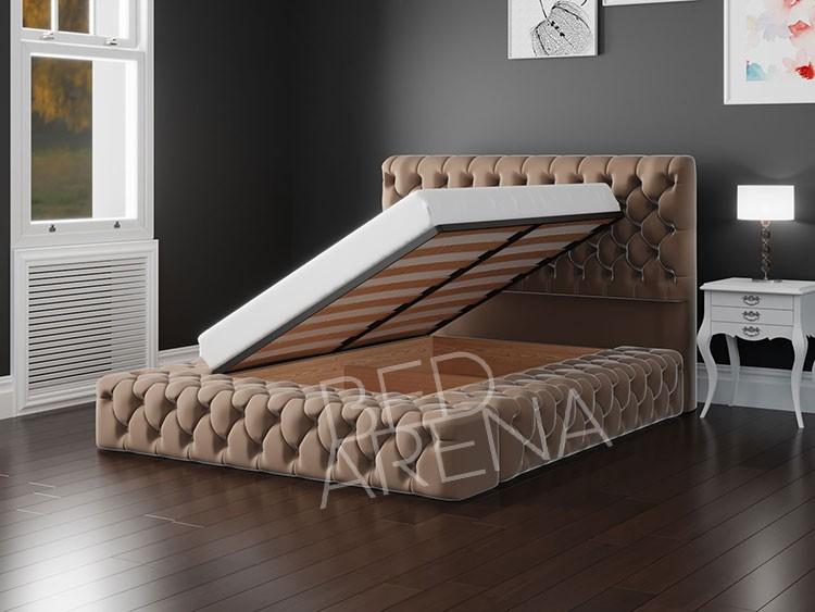 Empress Ottoman Storage Bed
