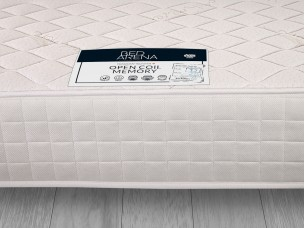 Bed Arena - Memory Coil mattress label image