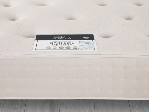 Bed Arena Aristo 1000 label image