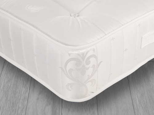 Bed Arena Natural 1000 Mattress - corner image