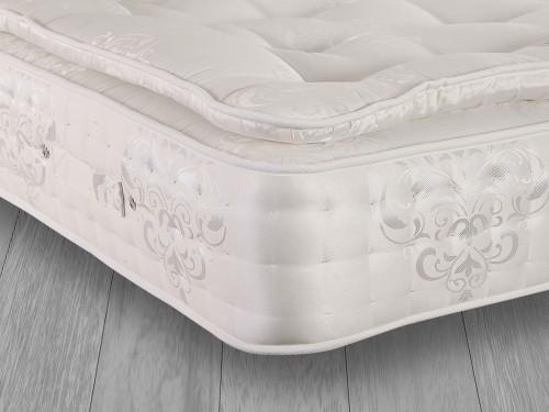 Bed Arena Pillow Pocket 2000 Mattress - corner image
