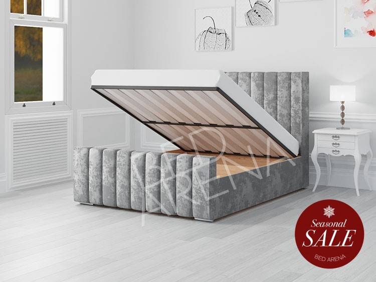 Bed Arena - Nimes Ottoman Storage Bed