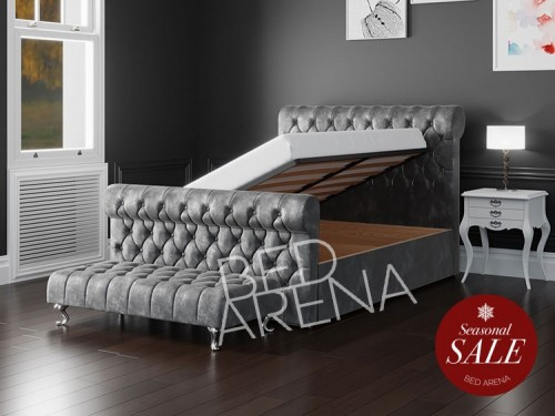 Modena Sleigh Bed