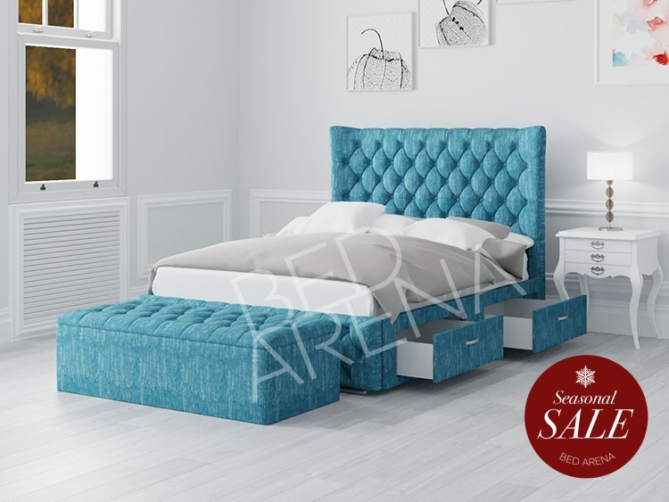 Buckingham Double Bed