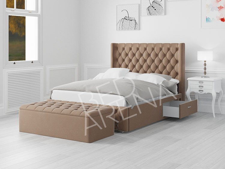 Frankfurt Super King Bed