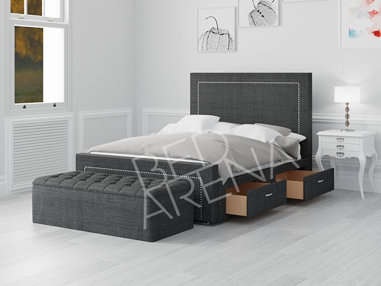 Calvin King Bed
