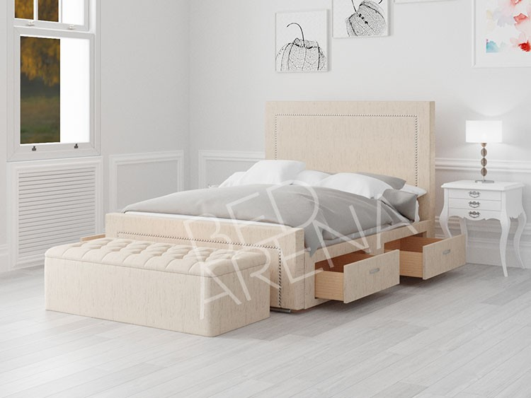 Calvin Double Bed