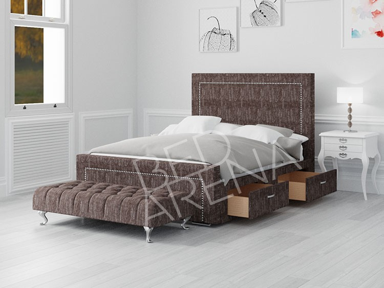 Calvin Small Double Bed