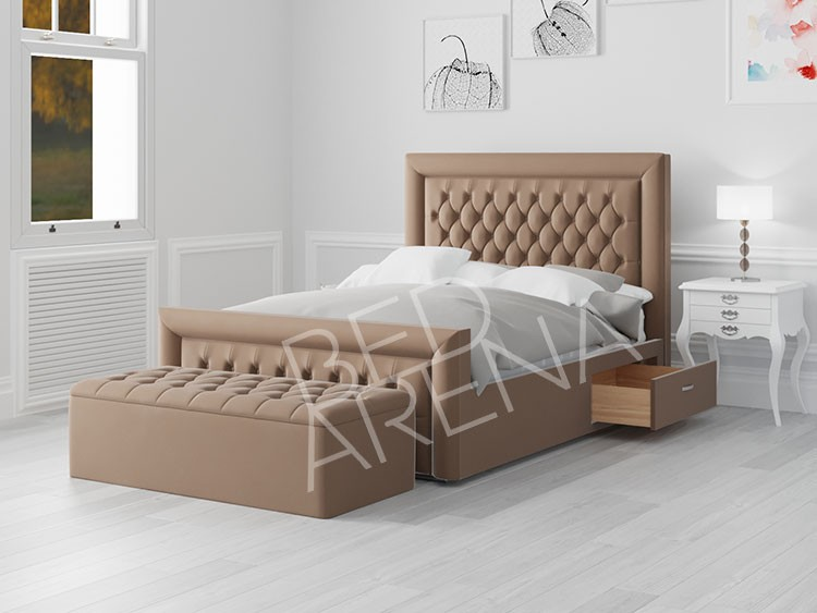 Cambridge Small Double Bed
