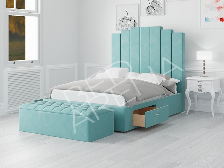 Manhattan Super King Bed