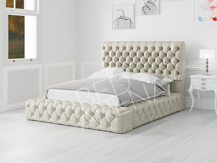 Empress King Bed