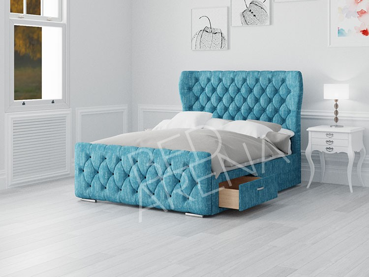Westminster Small Double Bed