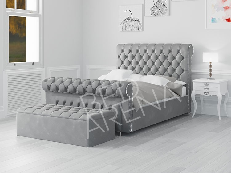 Vancouver Single Bed