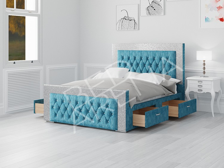 Venezia Double Bed