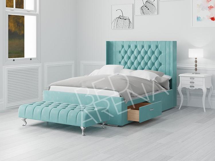 Balemo Super King Bed