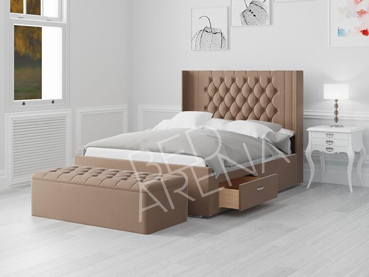 Balemo Double Bed