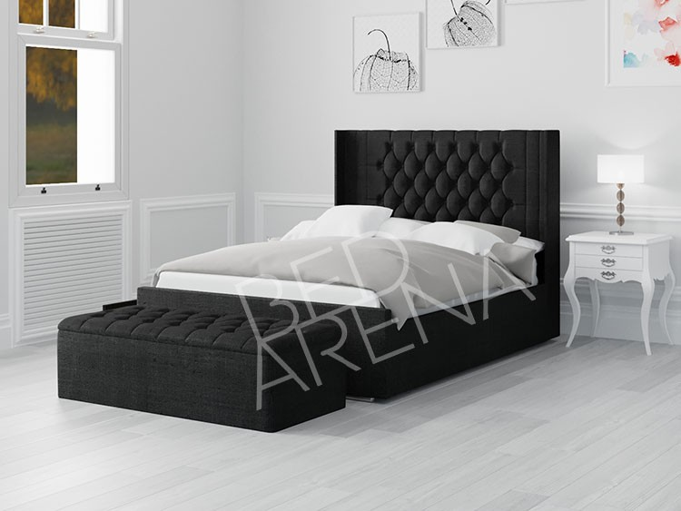 Balemo Single Bed