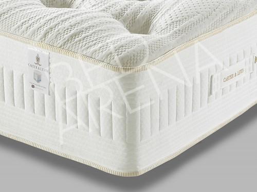 Bed Arena/Carter Lewis Cashmere 1500 Mattress - corner image