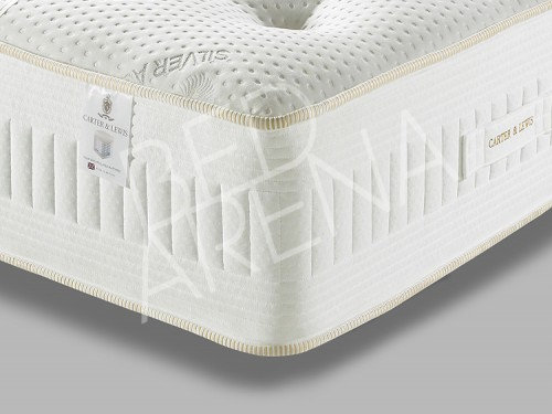 Bed Arena/Carter Lewis  Natural Comfort 1500 Mattress - corner image