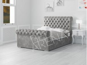 Toronto Sleigh Bed