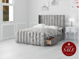 Nimes Divan Storage Bed