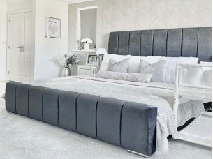 Lorenzo Bed - Bed Arena