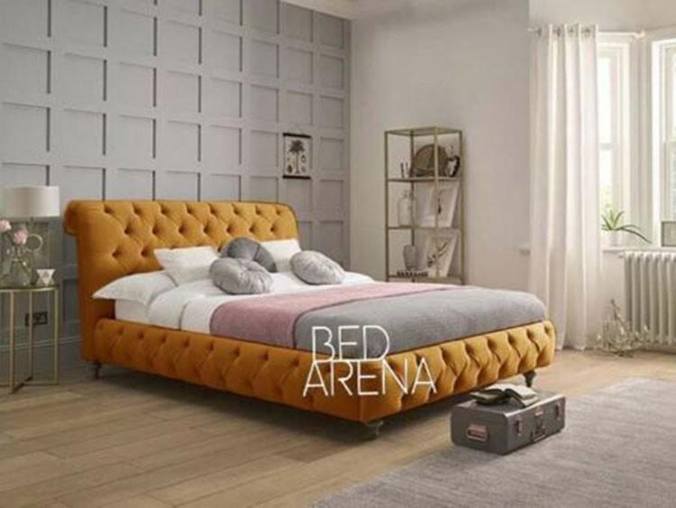 Zigzag Bed - Bed Arena