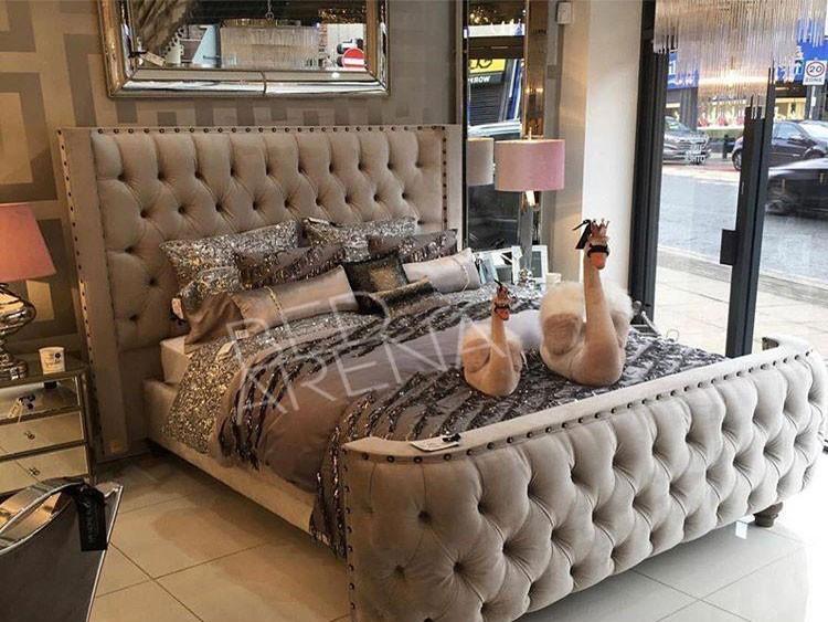 Grandeur Bed Range - Bed Arena