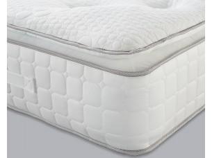 Image of the corner of the 2000 Comfort Pocket Gel Mattress.