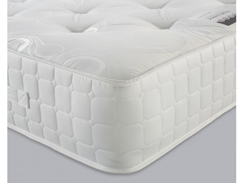 Image of the side of the 2000 Comfort Pocket Ortho Mattress.