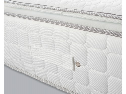 Image of the side of the 2000 Comfort Pocket Memory Mattress.