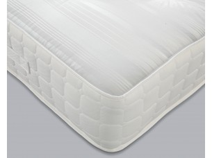 Image of the corner of the Essential Pocket 1000 Mattress.