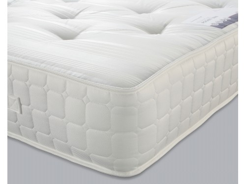 Image of the side of the Essential Pocket 1000 Mattress.