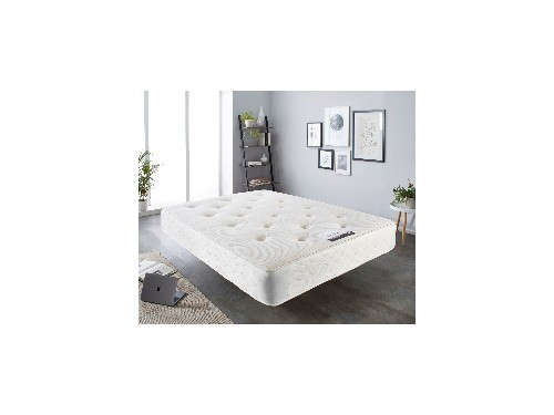 Image of the the Luxury Memory Ortho Mattress a room.
